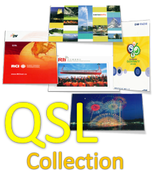 My QSL Collection