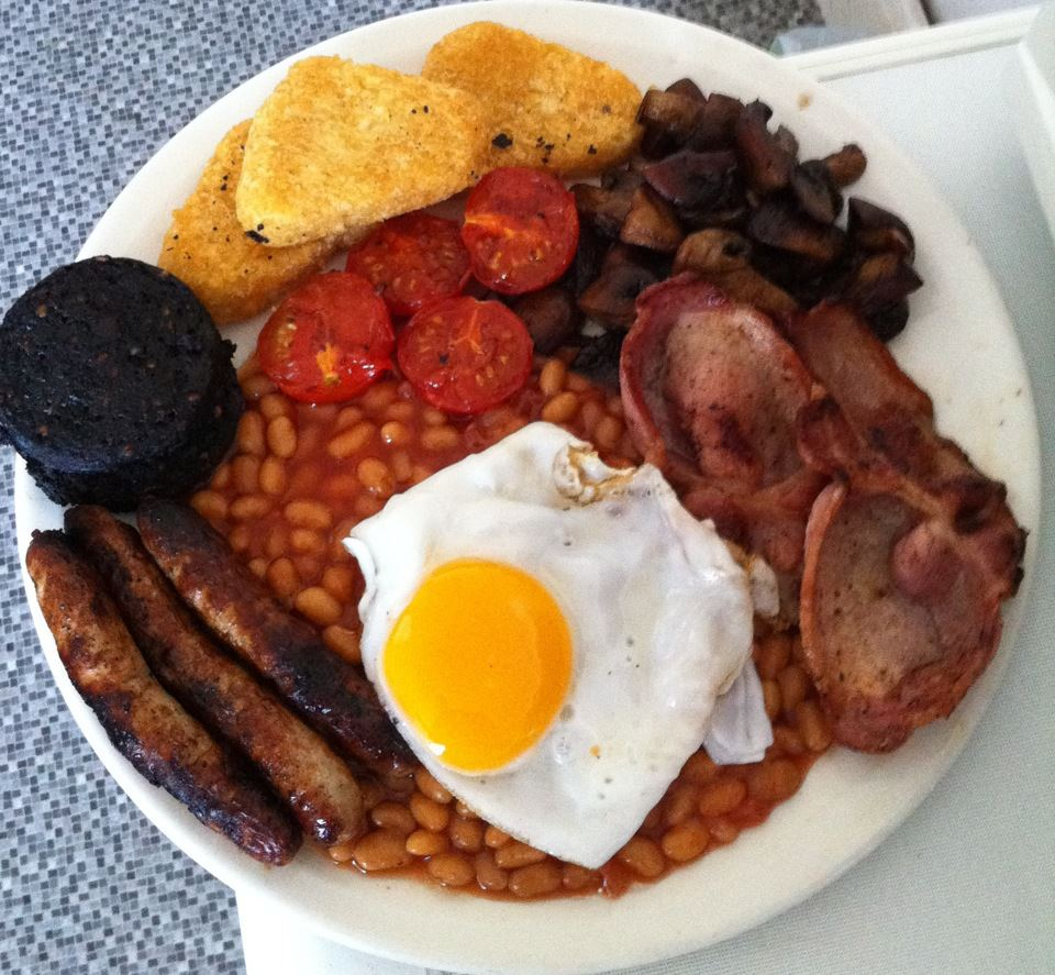 REVIEW: The Brighton fry up challenge