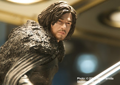 Estátua Jon Snow Game of Thrones