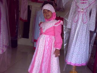 Gamis Anak Aini, Salah Satu Pilihan Terbaik Berbusana Muslim