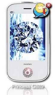 Nexian Princess G889-9
