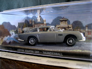 James Bond Car Collection: Thunderball