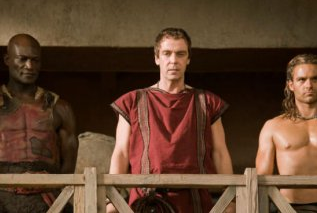 Spartacus dioses de la arena