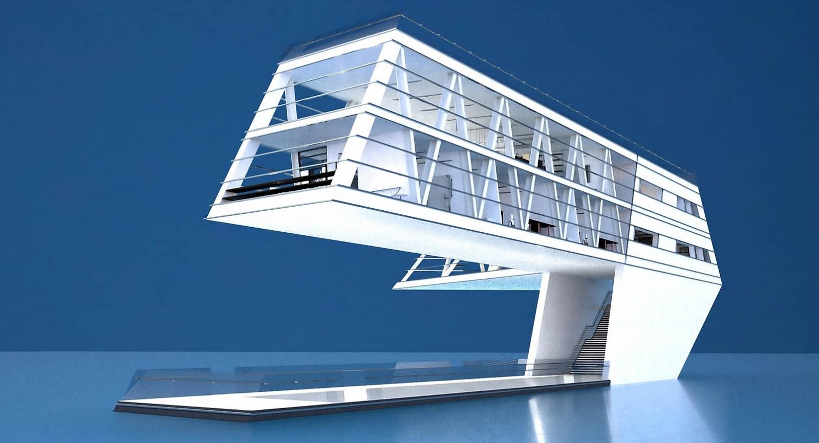 Scariest Futuristic Architecture Projects Futuristic Architecture