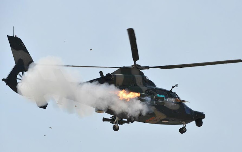 Z-19 Anti-Armor Attack Helicopter