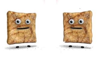 Cinnamon toast cereal logo