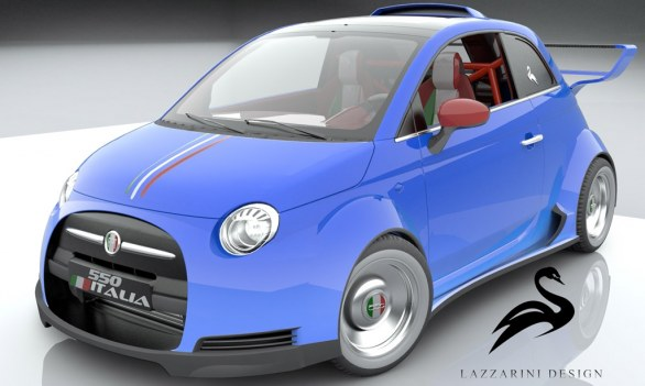 Marchettino The ONLY Official Website Vpowered Fiat - Fiat 500 website