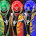Power Rangers Super Megaforce - Novas fotos de filmagem