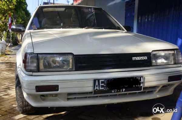 Jual Mazda 323 HB Murah dan Istimewa, Th87, 28jt aja ...