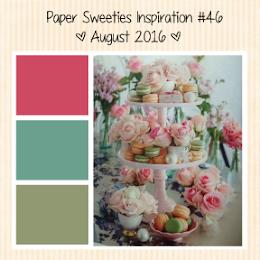 Paper Sweeties Current Challenge