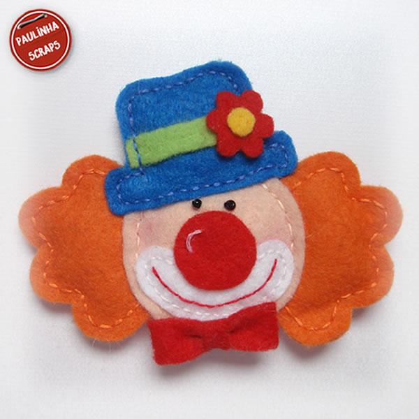 Festa da Julinha - Circo - Me aventurando com Feltro Palha%25C3%25A7o+11
