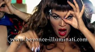 beyonce and the illuminati
