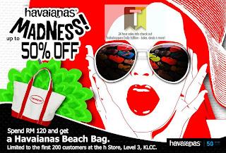 Havaianas Flip Flop Madness Sale