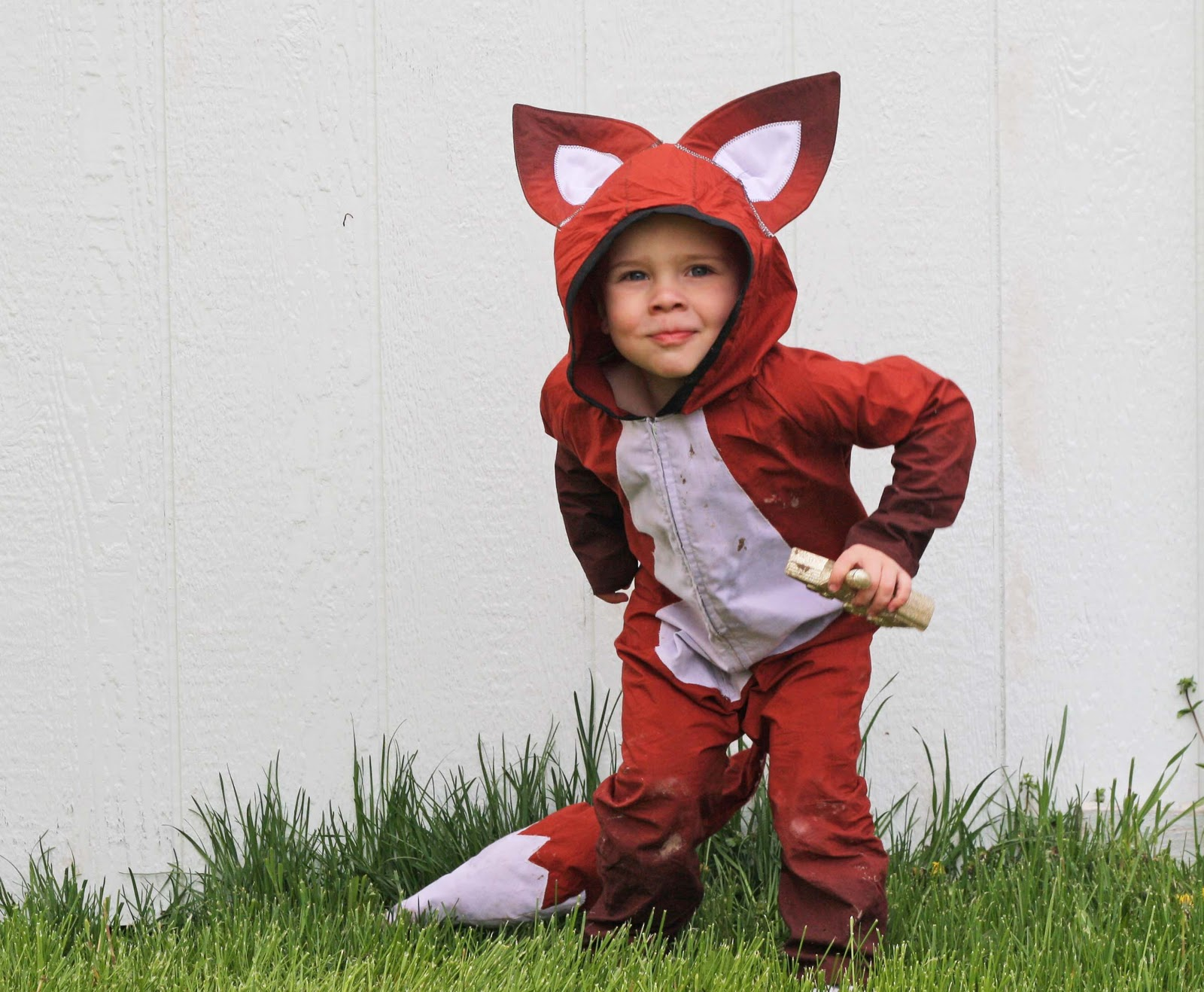 sc 1 st  Running With Scissors & Running With Scissors: Woodland Animal Costume Sewing Pattern