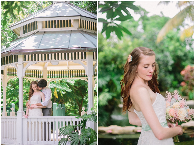 delray sundy house wedding photo