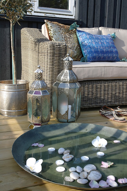 Casas decoradas fotos decorar tu casa es - Muebles estilo marroqui ...