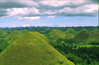 Chocolate Hills, Bohol