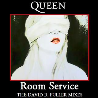 Queen - Room Service (Con Caratulas)