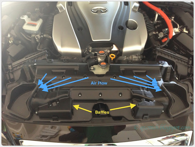 Infiniti Q50 Technical Amp Operational Blog Installing K Amp N