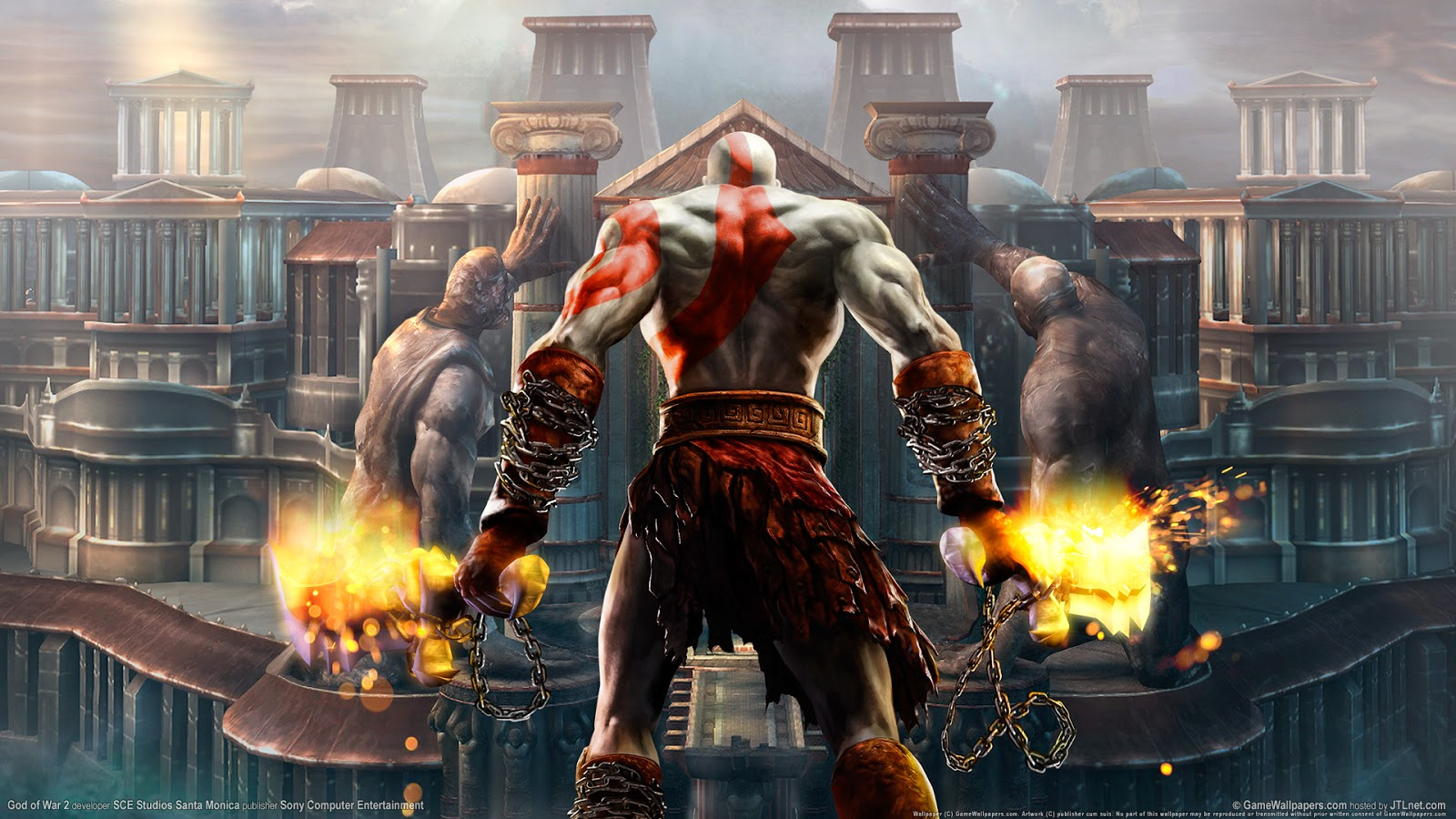 free download pc games full gow god of war 2 full pc game