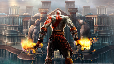 GOW: God Of War 2 Full PC Game Highly Compressed Free Download
