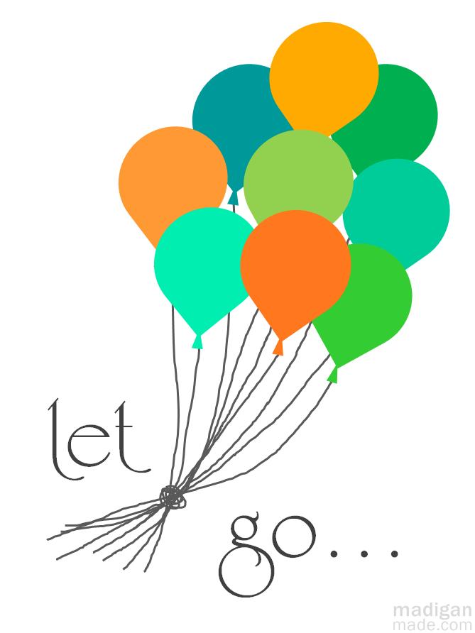 Let Go Let Go