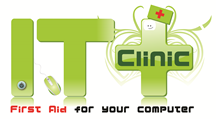 IT Clinic First Aid For Your Computer