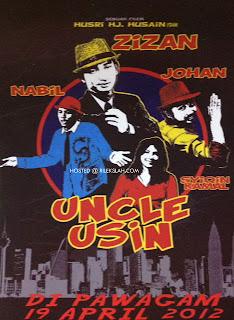 Filem Uncle Usin