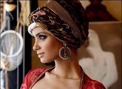 Diana Penty Beauty