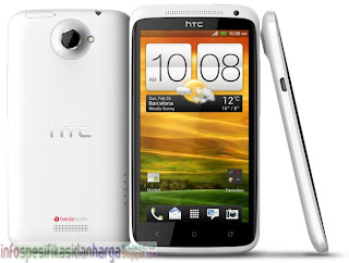 Harga HTC One X+ / Plus ( Endeavor C2) Hp Terbaru 2012