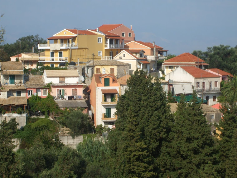 Villages of Corfu