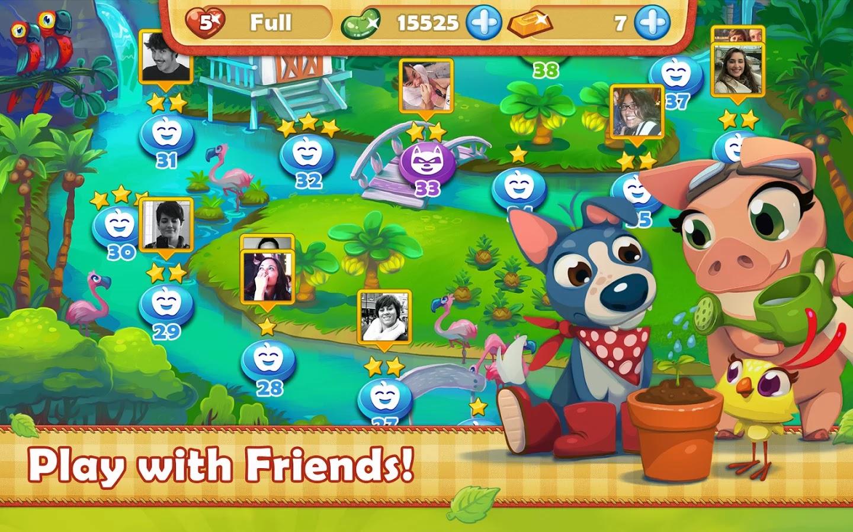 Farm Heroes Saga v2.19.4 Mega Mod
