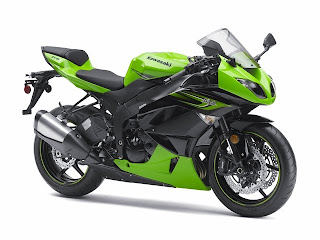 Kawasaki Ninja ZX-6R Wallpapers