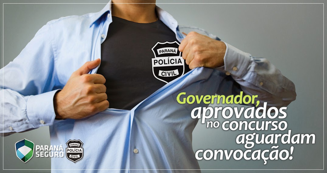 Policia Civil No Peito