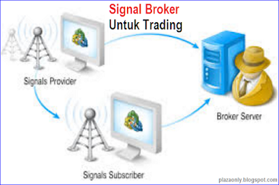 Signal Broker Untuk Trading