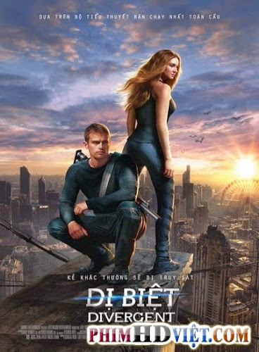 dị biệt - Divergent