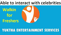 Yuktha-Entertainment-Services-walkin-for-freshers-hyderabad