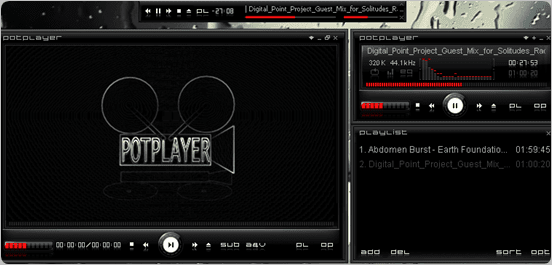 PotPlayer media Player for pc