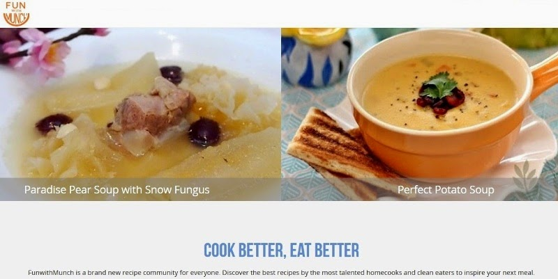 whtie fungus pear soup recipe funwithmunch