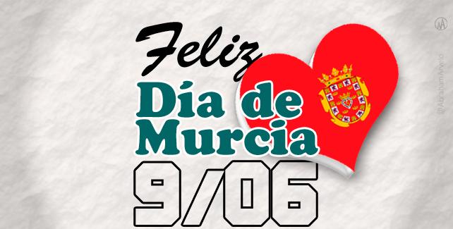 Día de la Región de Murcia. #DiadelaRegiondeMurcia
