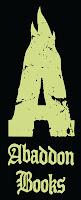Abaddon books logo