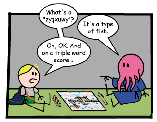New Scrabble Dictionary Two Letter Words