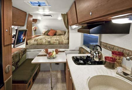 I have dreams too people for Truck camper interior ideas