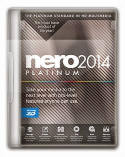 Nero 2014 Platinum Final + Ativação