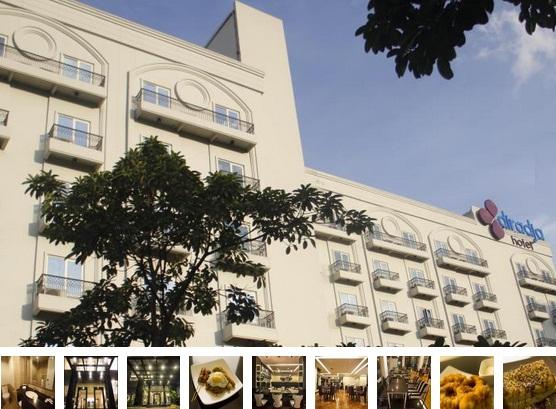 Diradja Hotel Terletak 32km Dari Pusat Kota Sehingga Berdekatan Pula Dengan Objek Wisata Di Mampang Selain Itu Ini Juga Menyediakan Akses