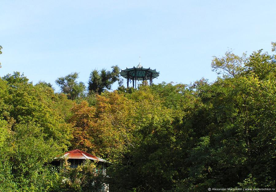 Китайская беседка на горе Горячая, Пятигорск