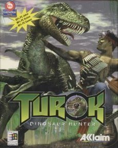 Turok: Dinosaur Hunter Turok+dinosaur+hunter