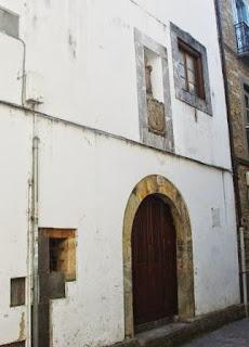 Vista de una capilla