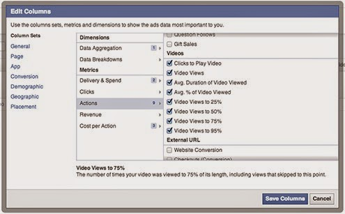 New Video Metrics in Ad Reports image photo