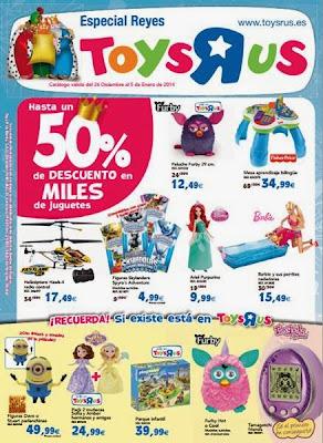 catalogo toysrus especial reyes 2013-14
